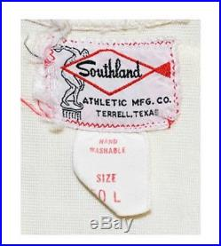1970's Dallas Cowboys Tom Stincic Game Worn-Game Used Home Southland Jersey