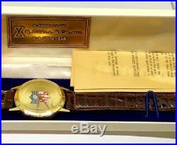 1971 Dallas Cowboys Super Bowl VI Champs Championship Watch Not Ring Lafayette