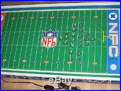 1972 Tudor Sears Super Bowl Miami Dolphins/Dallas Cowboys Electric Football Game
