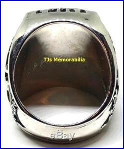 1977 Dallas Cowboys Super Bowl XII Champions Championship Ring Jostens 10k Diam