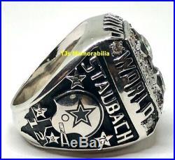 1977 Dallas Cowboys Super Bowl XII Champions Championship Ring Jostens 10k Psa