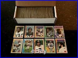 1978 Topps Football Complete Set 1-528 Dorsett Stallworth Rookies Payton