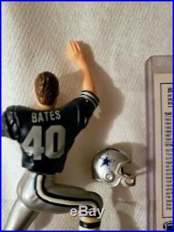 1989 Starting Lineup Bill Bates VHTF Dallas Cowboys SLU