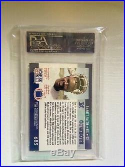 1990 Pro Set Football #685 Emmitt Smith Dallas Cowboys RC Rookie HOF PSA 10