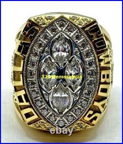 1993 Dallas Cowboys Super Bowl XXVIII Champions Championship Ring Balfour Aikman