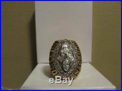 1993 Dallas Cowboys TROY AIKMAN Super Bowl XXVIII Salesman's Sample Ring
