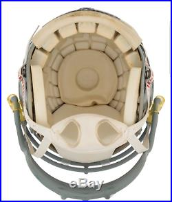1997 Dallas Cowboys Kevin Smith Game Worn-Game Used Helmet