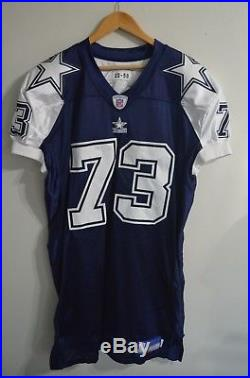 timeless design fc2a2 c100d 2002 Authentic Dallas Cowboys Larry Allen Thanksgiving Game ...