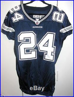 sale retailer 2af96 fdd0c 2007 Dallas Cowboys Marion Barber Game Used Jersey » Dallas ...