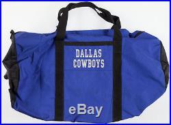 2009 Marion Barber Used Dallas Cowboys Equipment Bag