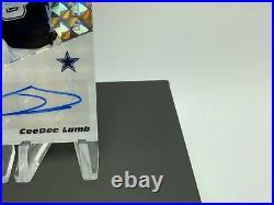 2020 Mosaic Ceedee Lamb Rookie Autographs #RA7 Prizm Auto RC Cowboys PSA 10
