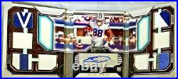 2020 Playbook Vault CeeDee Lamb Jersey Patch Autograph Rookie 20/25 RC Cowboys