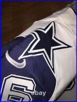 Alfred Morris Dallas Cowboys Game Used Worn Color Rush Jersey Uniform Panini Coa