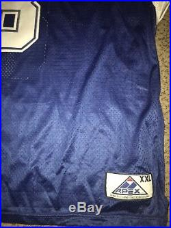 Apex Autographed Troy Aikman 1994 Jersey XXL Authentic NFL Football Vintage