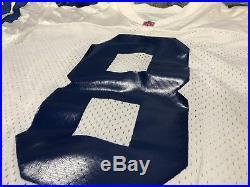 B Vintage 1993 Authentic Dallas Cowboys Troy Aikman Jersey APEX One 50-52 XL