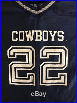 f6859c00eca Champion NFL Dallas Cowboys Emmitt Smith Romper Jersey Baby Infant 18 Months