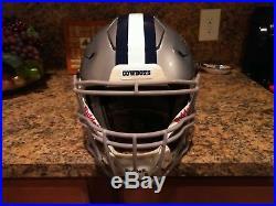 DALLAS COWBOYS RIDDELL SPEED FLEX Football Helmet