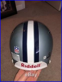 DALLAS COWBOYS -Riddell Authentic Helmet