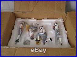 DANBURY MINT DALLAS COWBOYS DOOMSDAY DEFENSE Come's in the Original Box