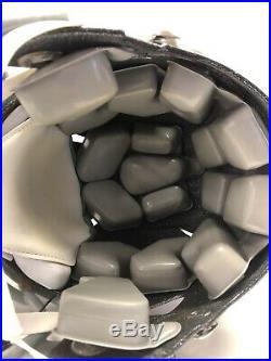 Dallas Cowboys Authentic Riddell Speed Full Size Football Helmet Custom CHROME