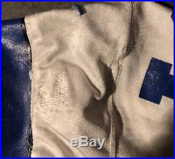 Dallas Cowboys Brock Marion 1995 Nike game Worn jersey Stretch Sleeves