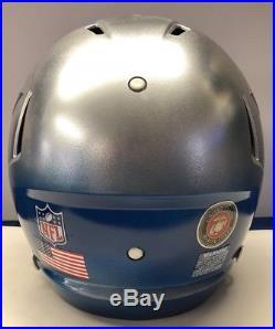 Dallas Cowboys Custom Riddell Speed Full Size Football Helmet