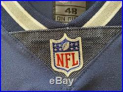Dallas Cowboys Dak Prescott Authentic Vapor Untouchable Elite Jersey Sz. 48