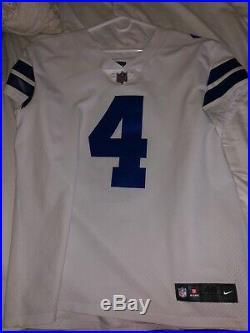 Dallas Cowboys Dak Prescott Nike Vapor Elite authentic