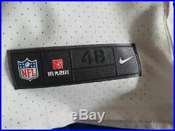 Dallas Cowboys Dak Prescott Official Authentic NFL Vapor Jersey Size 48