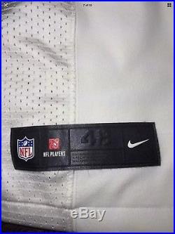 Dallas Cowboys Dak Prescott Size 48 Nike Elite Jersey