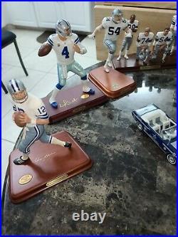 Dallas Cowboys Danbury Mint Collection