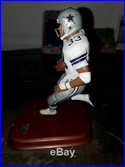 Dallas Cowboys Danbury mint Tony Dorsett sculpture Very Rare Best Price On Ebay