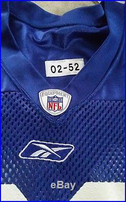 Dallas Cowboys Darren Woodson 2002 Practice Jersey