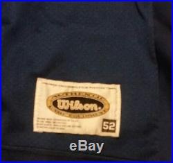 Dallas Cowboys Deion Sanders Authentic Wilson Jersey