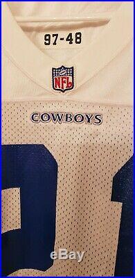 Dallas Cowboys Deion Sanders Game Jersey