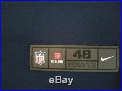 Dallas Cowboys Ezekiel Elliott Nike Vapor Untouchable Elite Jersey 48