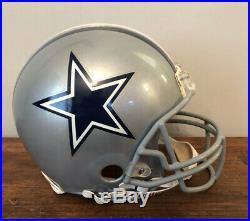 Dallas Cowboys Football Helmet Full Size Proline NFL Riddell