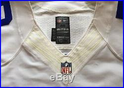 Dallas Cowboys Game Used Worn Jersey Kyle Bosworth Nike 2013 Season