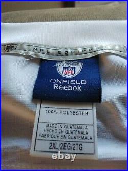 Dallas Cowboys Jason Witten Reebok Size 2xl Jersey