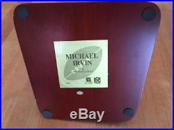 Dallas Cowboys Michael Irvin Danbury Mint Figure NFL Rare Hof Wr