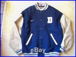 Dallas Cowboys Nike Varsity Wool Leather Jacket Coat-2XL » Dallas ... d242a3704