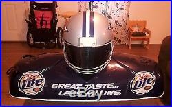 Dallas Cowboys Pool Table Light