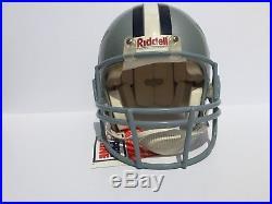 Dallas Cowboys Proline Riddell Authentic Full Size Helmet NFL Football Size LG