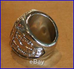 Dallas Cowboys Replica World Champions Staubach 1971 Super Bowl Ring