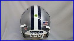 Dallas Cowboys Riddell Revolution Full Size Football Helmet