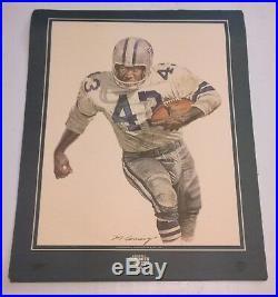 Dallas Cowboys Silver Season Ring Of Honor 6 Poster Set 16x20 Lilly Staubach