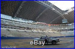 Dallas Cowboys Texas Stadium #29 DeMarco Murray Autograph Seat Chair Back 2 COA