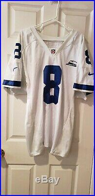 Dallas Cowboys Troy Aikman Game Jersey (Final Year)