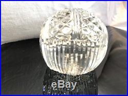 Dallas Cowboys Waterford Crystal Football Helmet RARE