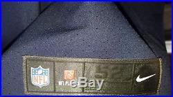 Dallas Cowboys Zeke Elliot Nike Navy Vapor Untouchable Custom Elite Jersey